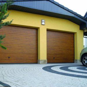 Brama garażowa G2