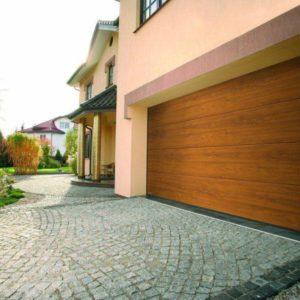 Brama garażowa G6